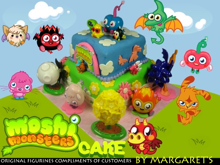 MOSHI-happy-birthday-themed cake