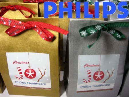 PHILIPS-SINGAPORE-CORPORATE CHRISTMAS COOKIES
