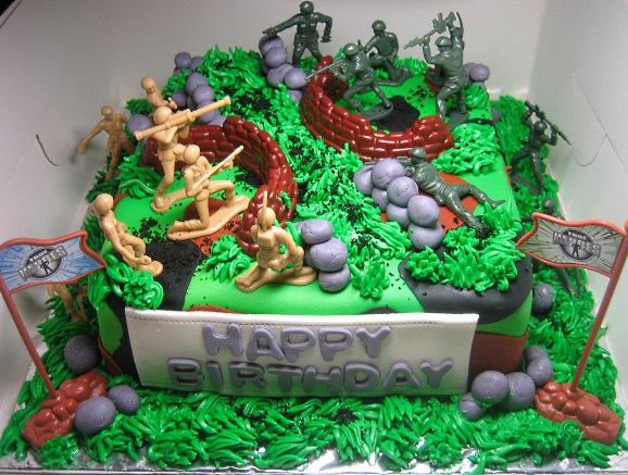 Cake Combat
