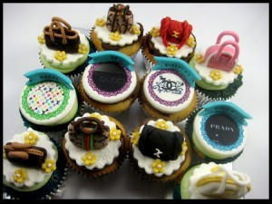 Chanel-lv-dior- birthday-cupcakes
