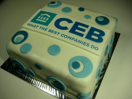 Corporate-Happy-birthday-decorated-cake