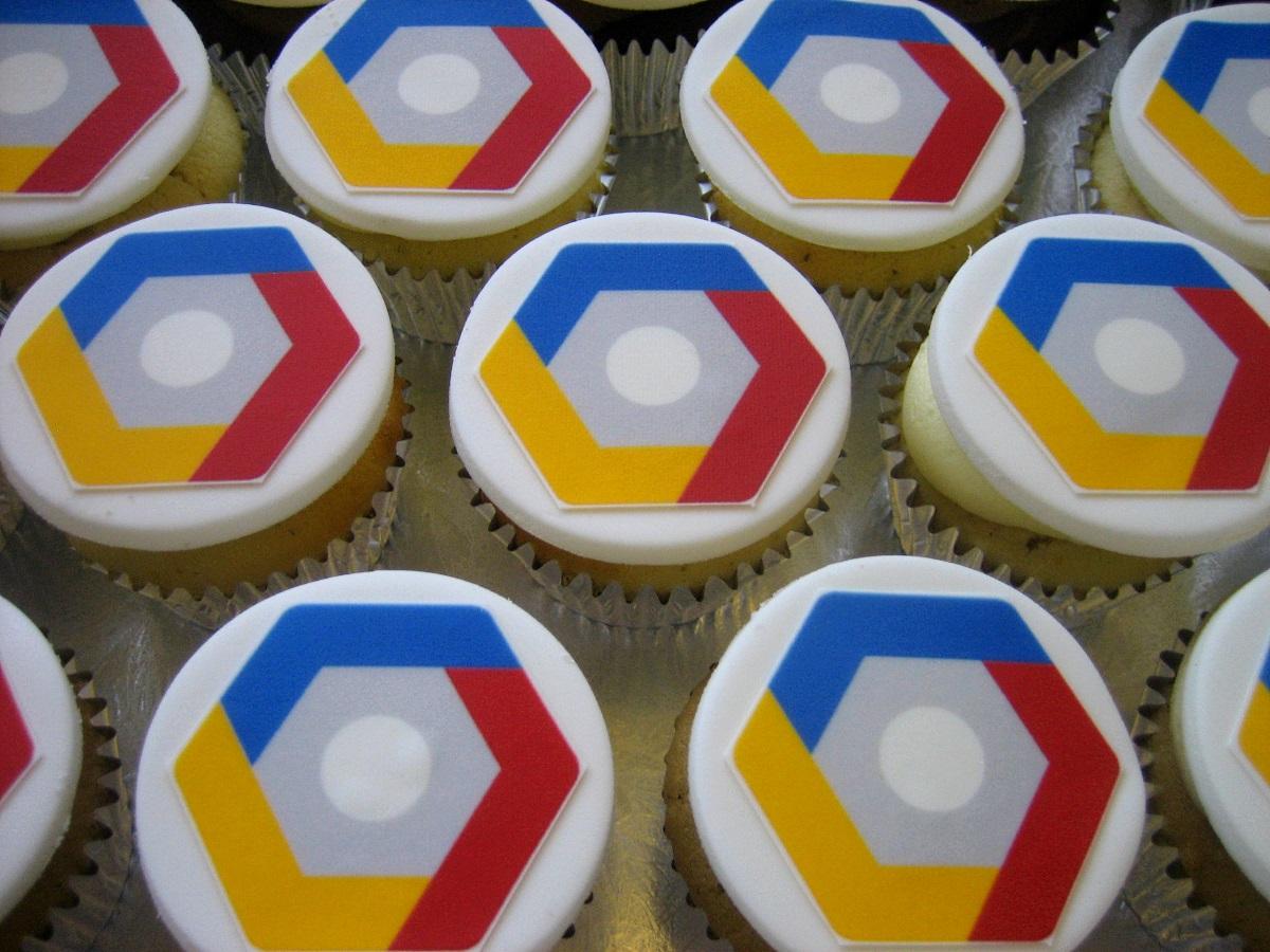 Cupcakes Google Cloud Platform