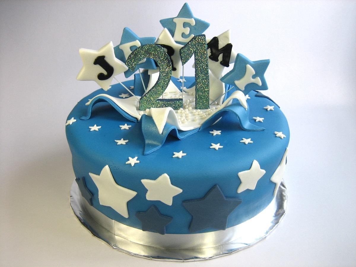 Jeremy-21-birthday-cake