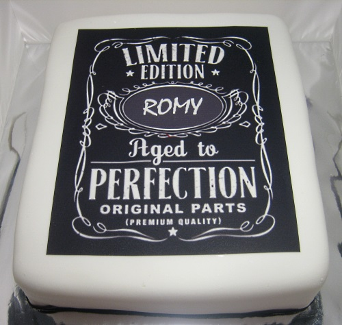 Limited Edition Cake