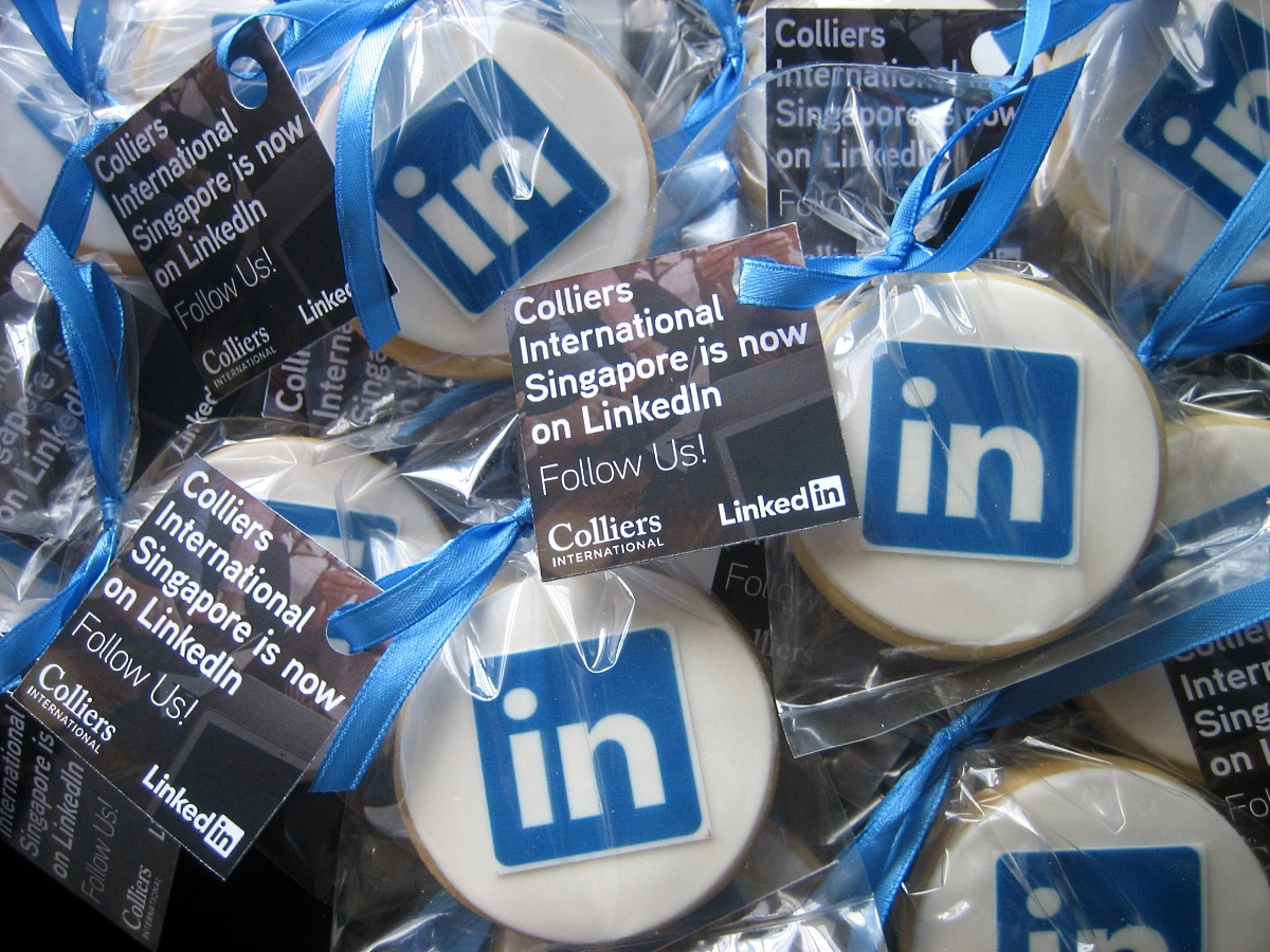 LinkedIn Colliers Intl Cookies