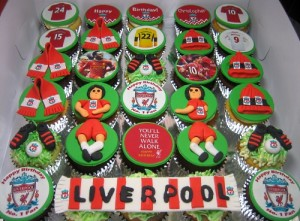 Liverpool cupcakes 2015