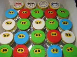 Ninjago-cupcake-BIRTHDAY