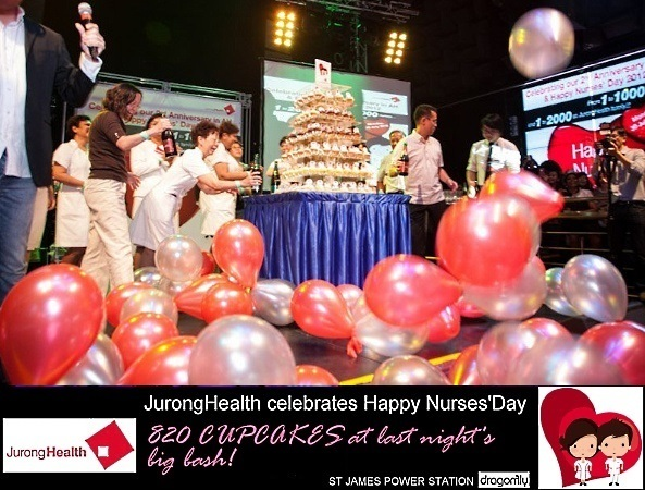 NURSES-DAY-JURONG-HEALTH-HOSPITAL-DINNER-DANCE-CUPCAKES