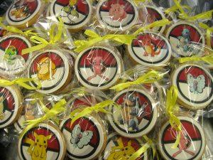 Pokemon icing print Cookies