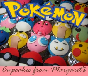 Pokemon-birthday-cupcakes