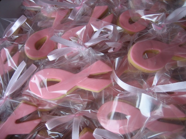 Ribbon cookies