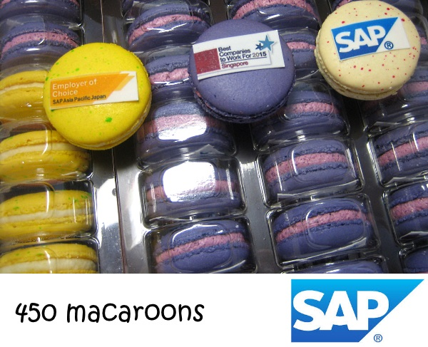 SAP EVENT MACAROONS