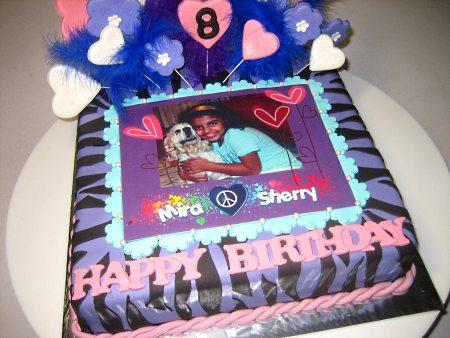 Sherry-Happy-birthday-themed-cake