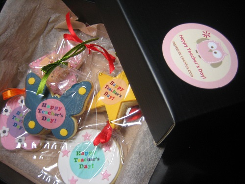Teachers'day Thank You Cookie Gift Box