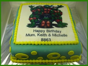 Teenage-Mutant-Ninja-Turtles-Happy-birthday-themed-cake