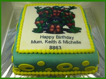 Teenage-Mutant-Ninja-Turtles-Happy-birthday-themed-cake