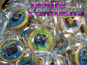 Transformer-themed-cookies