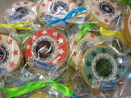 avenger-personalized-cookies