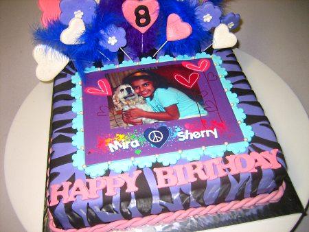 purple-stripe-freshly-baked-Happy-birthday-decorated-cake