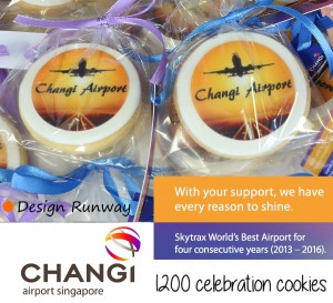 BEST AIRPORT AWARD COOKIES