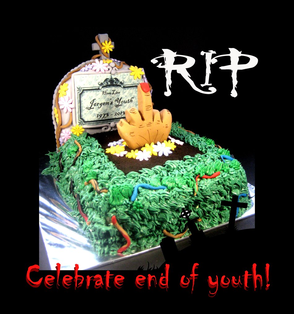 end-youth-Happy-birthday-decorated-cake