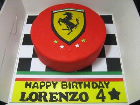ferrari-Happy-birthday-decorated-cake