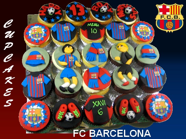fc-bacelona-birthday-cupcakes