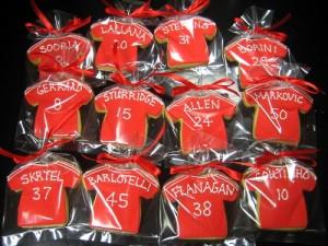 Liverpool cookie packaging