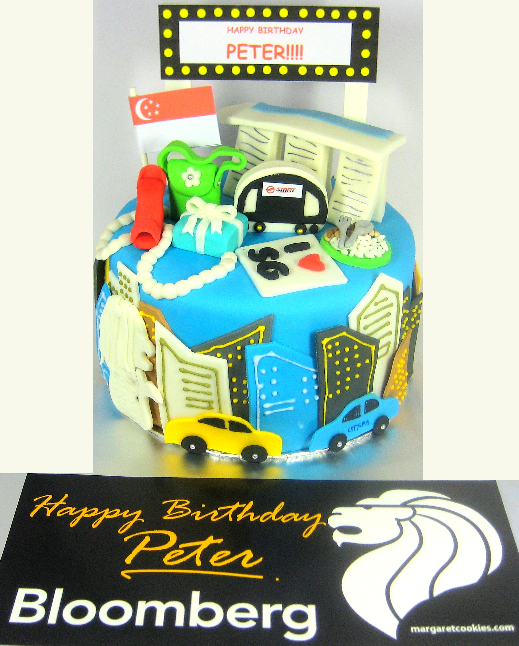 merlion-Happy-birthday-themed-cake