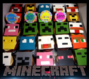 mine-craft-birthday-cupcakes