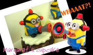 minions-birthday-cupcakes trumpet