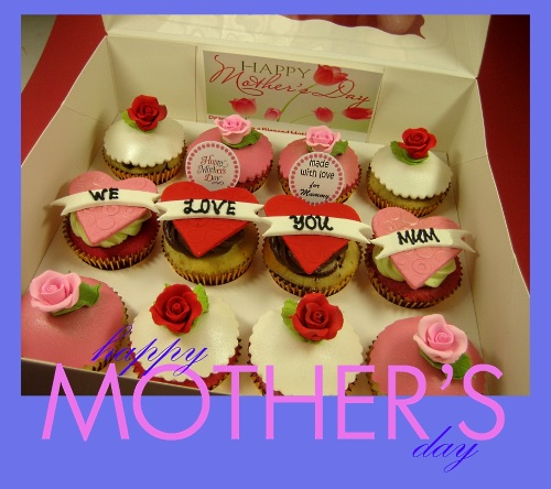 Mother's day-cookies-cupcakes-delivery-order-Singapore