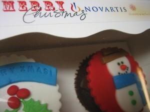 NOVARTIS-CHRISTMAS-CUPCAKES