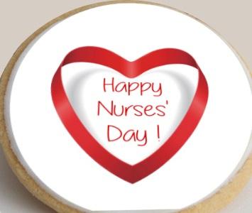 Nurses Day Cookies