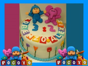 pocoyo--Happy-birthday-themed-cake
