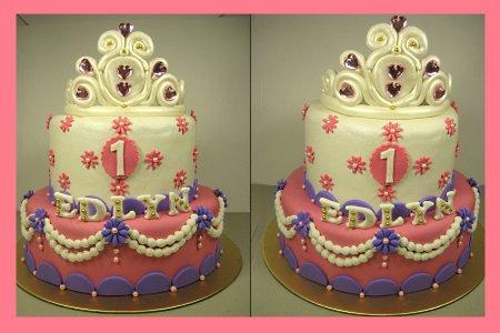 princess-tiara-Happy-birthday-themed-cake