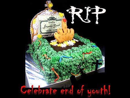 rip--Happy-birthday-themed-cake