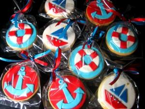 nautical-design-birthday-cookies