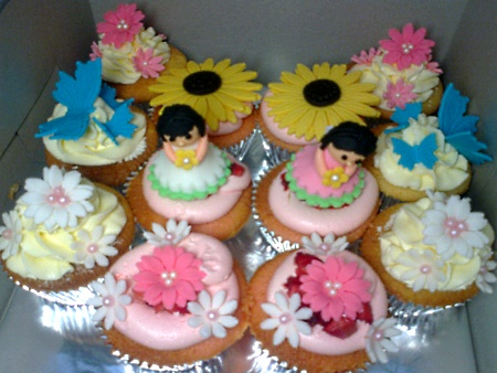 flower-girls-birthday-cupcakes