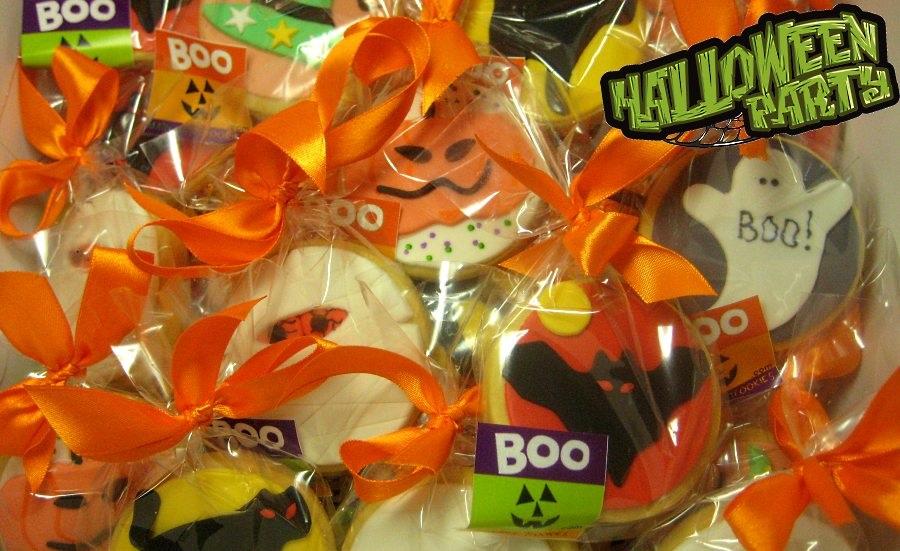 2015 Halloween cookies