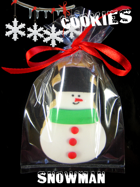 Christmas Cookie Snowman