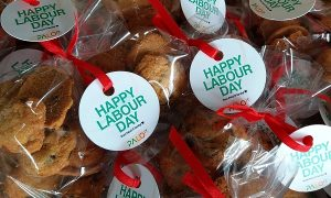 Labour Day cookies