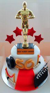 Trophy Cake