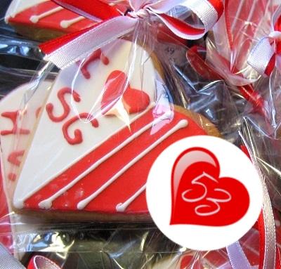 SG53 heart-shaped I LUV SG
