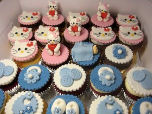 creative-baby-shower-cupcakes