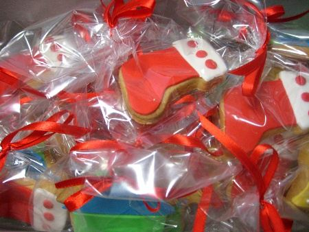 Christmas-Sock-themed-cookies
