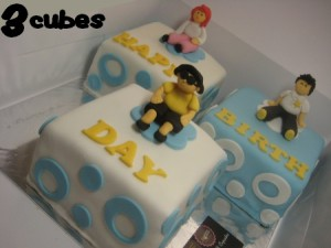 3-cube-happy-birthday-themed cake
