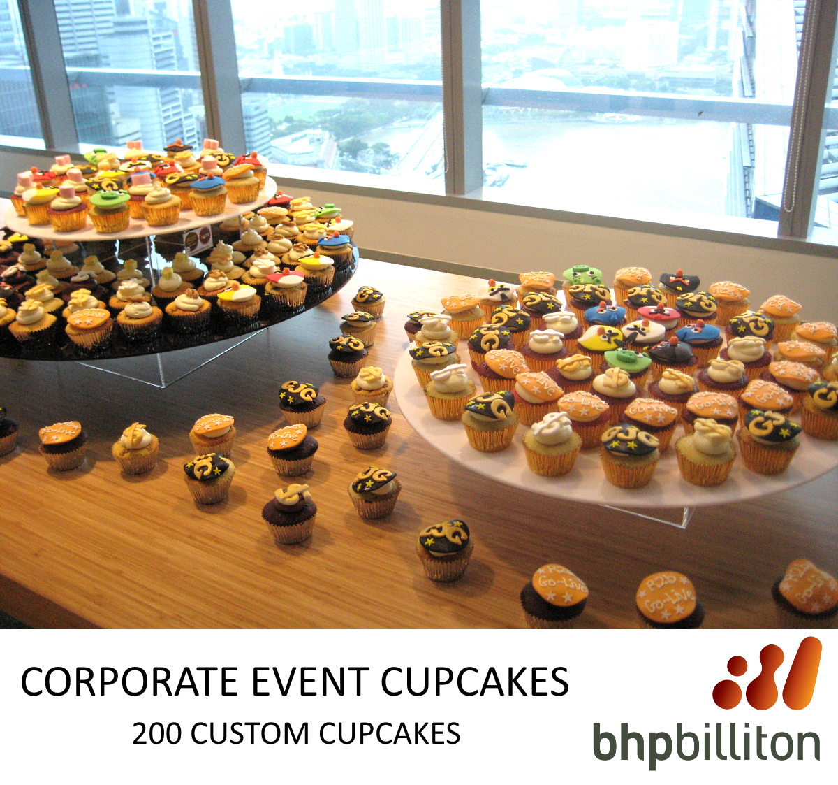 BHP-BILLITON-CORPORATE-EVENT-CUPCAKES