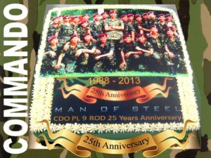 Commando-anniversary-decorated-cake
