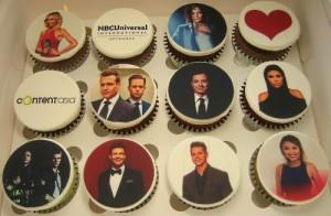 Celebrities Image cupcakes